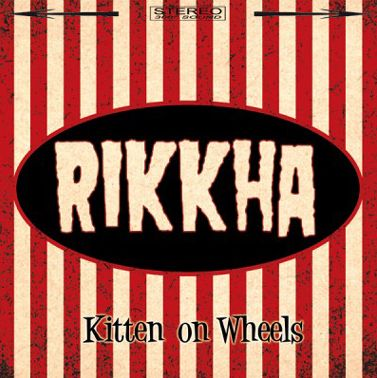 "Rikkha - Kitten on wheels (10"")"
